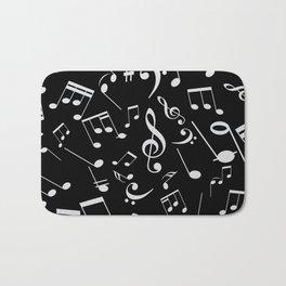 Musical Notes 20 Bath Mat