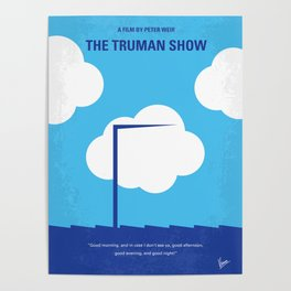 No234 My Truman show mmp Poster