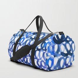 Breaking the waves Duffle Bag