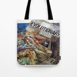 The Evolutionary Road Tote Bag