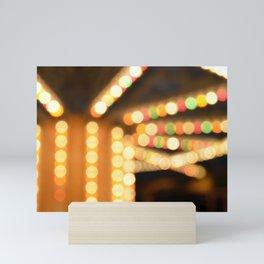 Carousel Mini Art Print