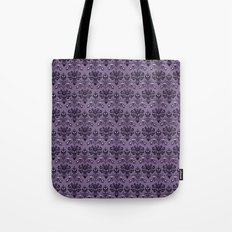 The Haunted Mansion Tote Bag