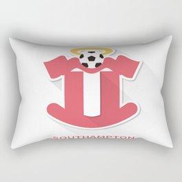 Shouthampton Smooth Logo Rectangular Pillow