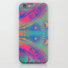 bowie: first tribute (influence) iPhone Case