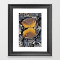 Matched Framed Art Print