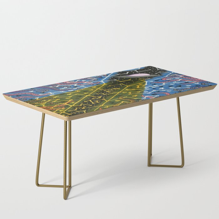 Ufo Constellation Coffee Table By Daisledeadpetals