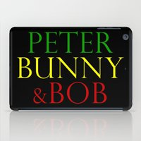 rasta iPad Cases featuring Rasta Music by Spyck