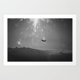 Eurofighter Art Print