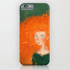 Merida from Brave (Pixar - Disney) iPhone 6s Slim Case