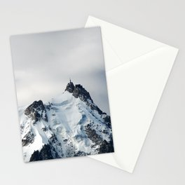 Aiguille du Midi Stationery Cards