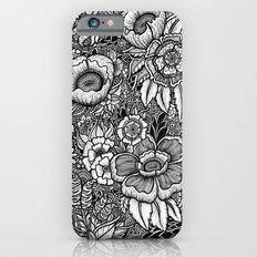 Botanical Floral Artwork Slim Case iPhone 6s