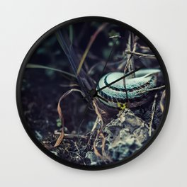 Without anyone Wall Clock