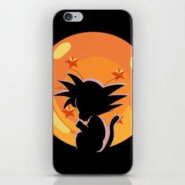 Dream Dragon iPhone Skin