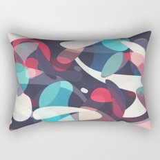 Molecular Rectangular Pillow