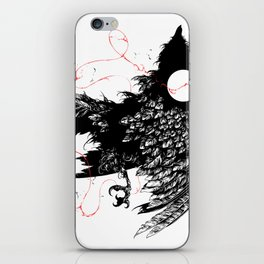 Wound iPhone Skin