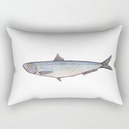 Sardine: Fish of Portgual Rectangular Pillow