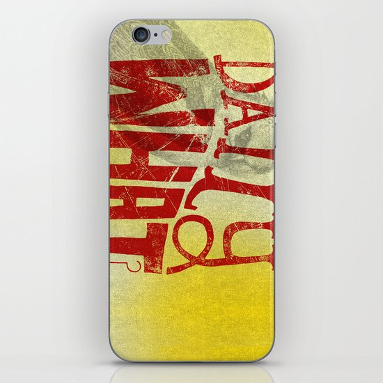Daily What? iPhone & iPod Skin