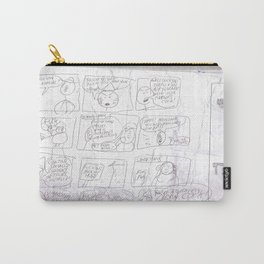 Angry Teacher Carry-All Pouch