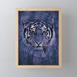 TIGER TIGER Framed Mini Art Print