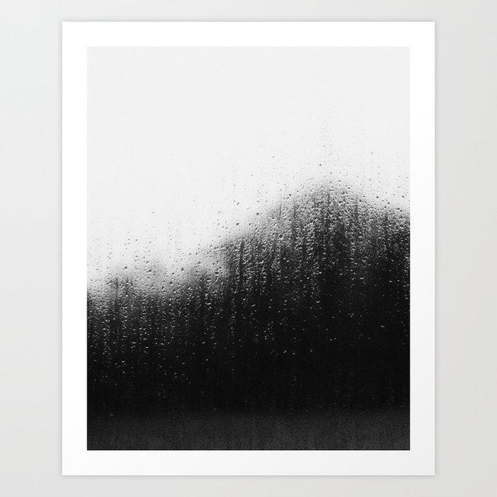 On the road#3 Art Print