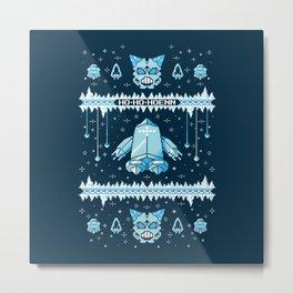 Such an Ice Sweater: Ho-Ho-Hoenn Metal Print