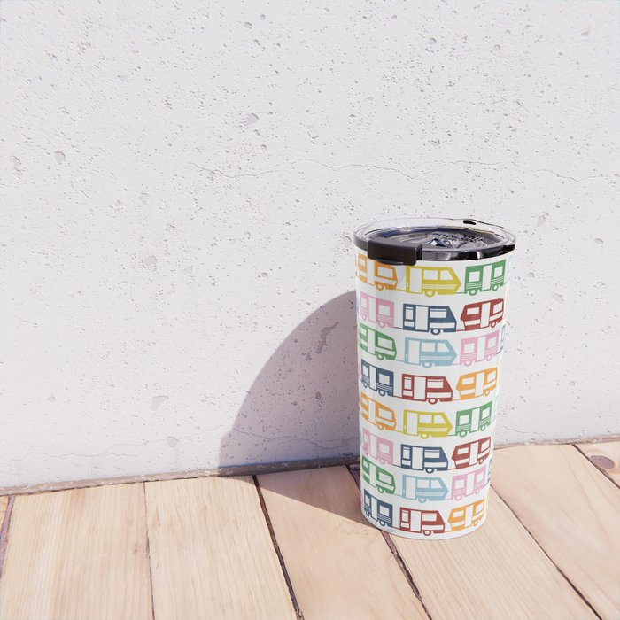 Camp Color Travel Mug