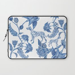 BLUE BATIK WEIMS Laptop Sleeve