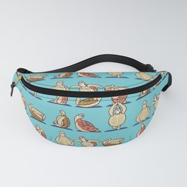 Green Sea Turtle  Yoga Fanny Pack