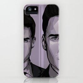 Ross and Harvey iPhone Case