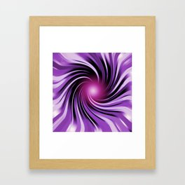 Astract 143 Framed Art Print