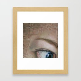 Self, I Framed Art Print