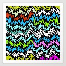 Mix #435 Art Print