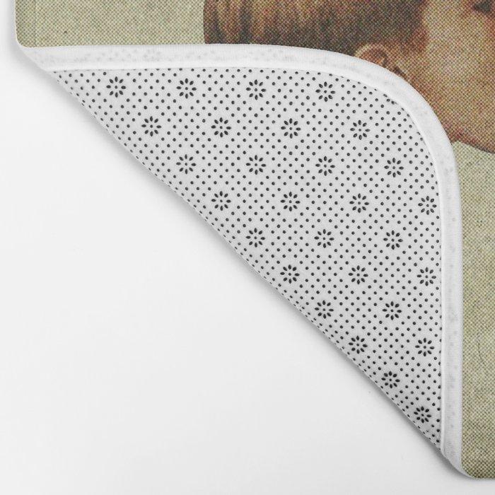 E.A.T | Collage Bath Mat