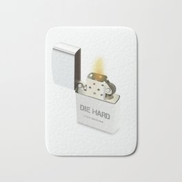 Die Hard - Alternative Movie Poster Bath Mat