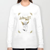 baroque Long Sleeve T-shirts featuring so Baroque by Stephanie Sanchez