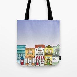 Shops Tote Bag