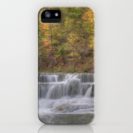 Lower Taughannock Falls 2 iPhone Case