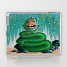 Strange Character #1 Laptop & iPad Skin