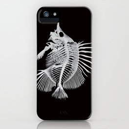 Flounder iPhone Case