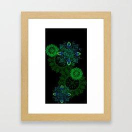 Fabric No.1 Framed Art Print