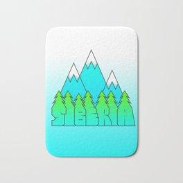 Siberia Bath Mat