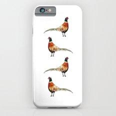 Pheasant iPhone 6s Slim Case