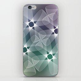 Ah Um Design #016a iPhone Skin