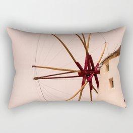 Mediterranean Memories Rectangular Pillow