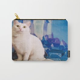 The tale of Tyche the white kitty Carry-All Pouch
