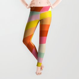 Happy Color Sunlights Leggings