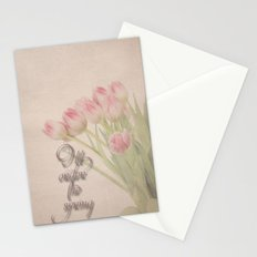 I'll order the spring Stationery Cards
