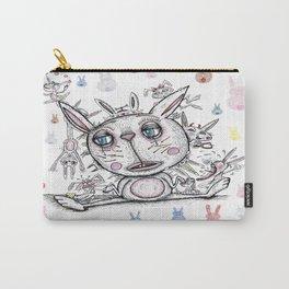 sad bunny Carry-All Pouch