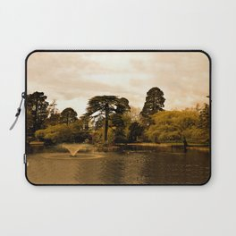 In The Park Again Laptop Sleeve