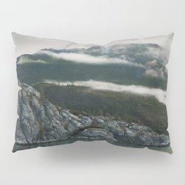 The Rockface Pillow Sham